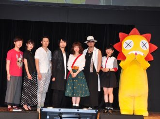 Poco's Udon World Special Event Report: Live Dubbing and Live Concert