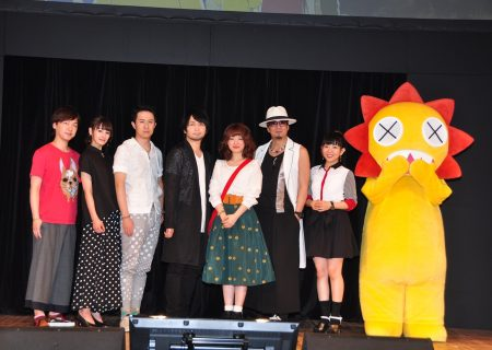 Cast Photo from Special Poco's Udon World Event