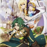 Winter 2018 anime Record of Grancrest War (Grancrest Senki)