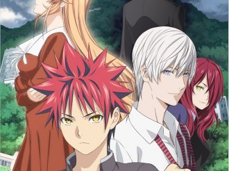Food Wars! Shokugeki no Soma Season 3 This Fall!
