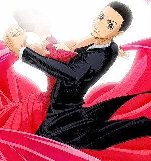 Visual for Summer 2017 anime Welcome to the Ballroom (Ballroom e Youkoso)
