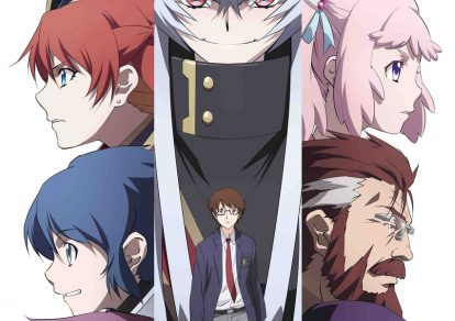 TV Anime Re:Creators | Spring and Summer 2017