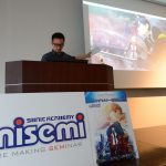 Sonic Academy Anime Making Seminar (for short: AniSemi) on the making of Sword Art Online -Ordinal Scale-
