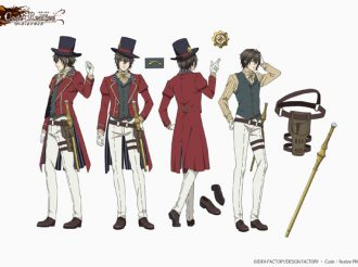 Code: Realize ~Guardian of Rebirth~ Reveals Main Character Designs