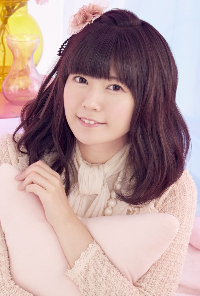 Japanese Voice Actor Ayana Taketatsu