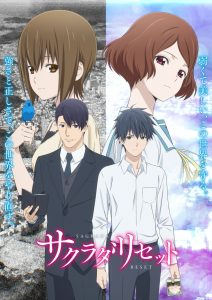 Sagrada Reset Second Cour Anime Visual