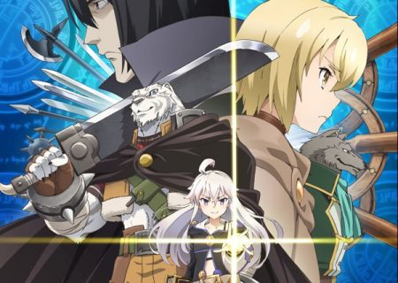 Grimoire of Zero Anime