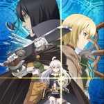Grimoire of Zero anime visual