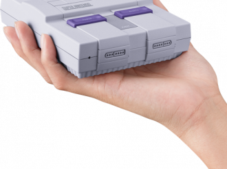 Nintendo Announced the Super NES Classic Edition