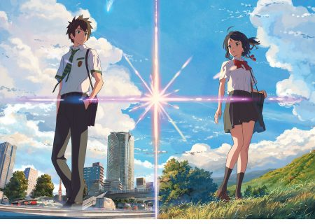 Hong Kong Your Name (Kimi no Na wa) Pop-up Store(C)2016「君の名は。」製作委員会