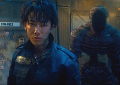 Live Action Movie Ajin Trailer Still