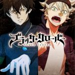 TV Anime Black Clover Teaser Visual
