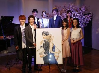 Your Lie in April Stage Play Report