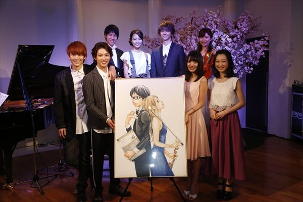 Your Lie in April Stage Play Product Presentation
