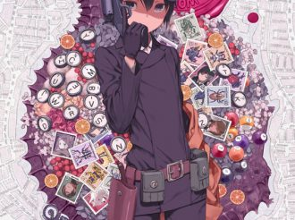 Kino's Journey Anime Slated for Fall, Visual By Kouhaku Kuroboshi Revealed