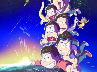 Osomatsu-San Season 2 to Air Fall 2017