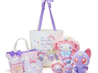 Sailor Moon and My Melody to Release 'Yumekawaii' Collaboration Goods