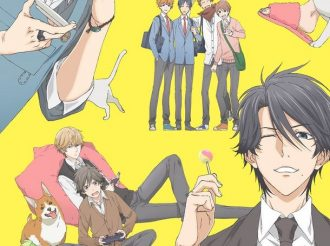 Hitorijime My Hero Reveals Key Visual and Trailer