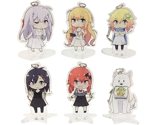 Anime Gabriel Dropout Special Event Goods