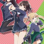 Saekano anime visual