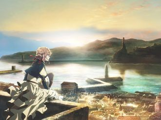 Violet Evergarden First Trailer Revealed – Anime to Air Simultaneously Worldwide