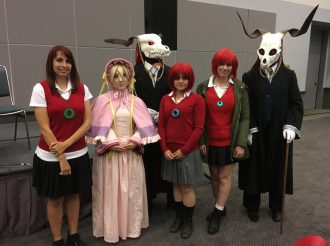 World Premiere of The Ancient Magus' Bride at Anime Expo 2017
