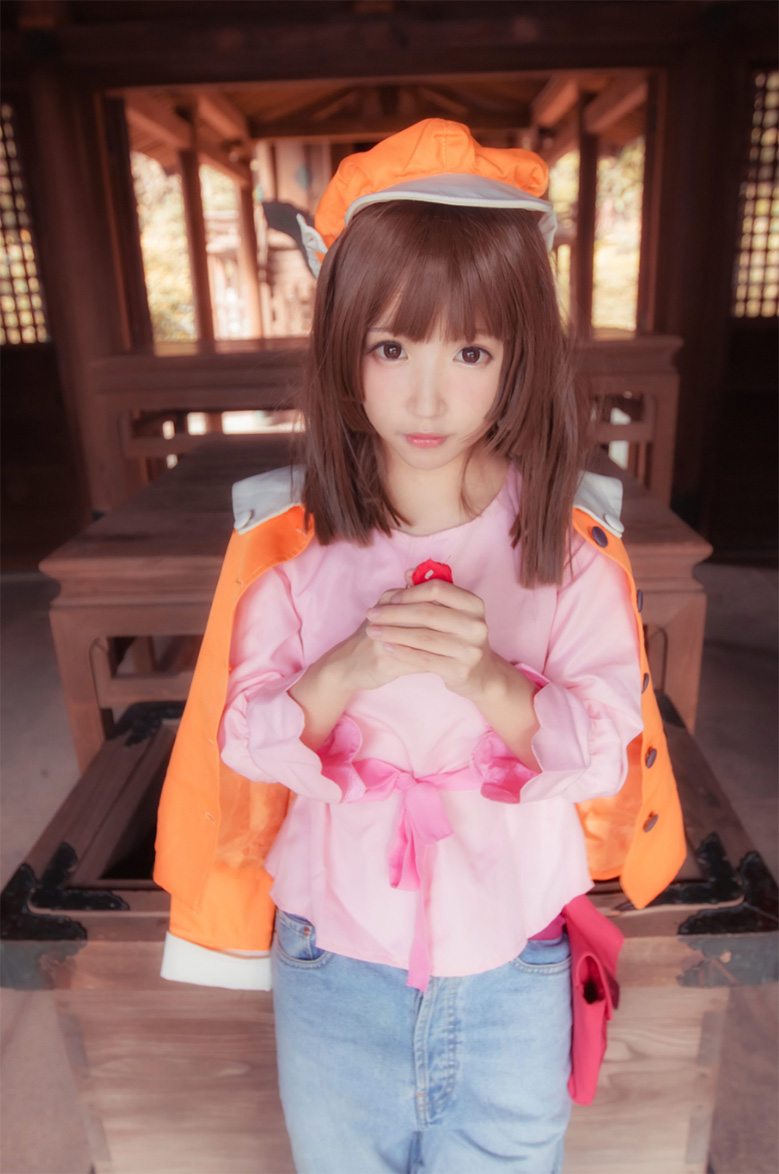 Nadeko Sengoku from Bakemonogatari | World Cosplayers: Yuimeow From Hong Kong