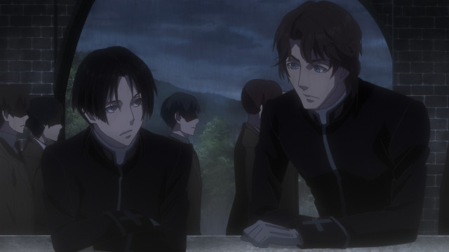 TV Anime Vatican Miracle Examiner Official Anime Screenshot