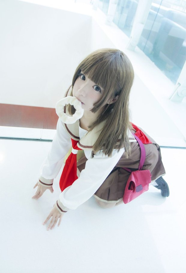 World Cosplayers: Yuimeow From Hong Kong | Nadeko Sengoku from Bakemonogatari