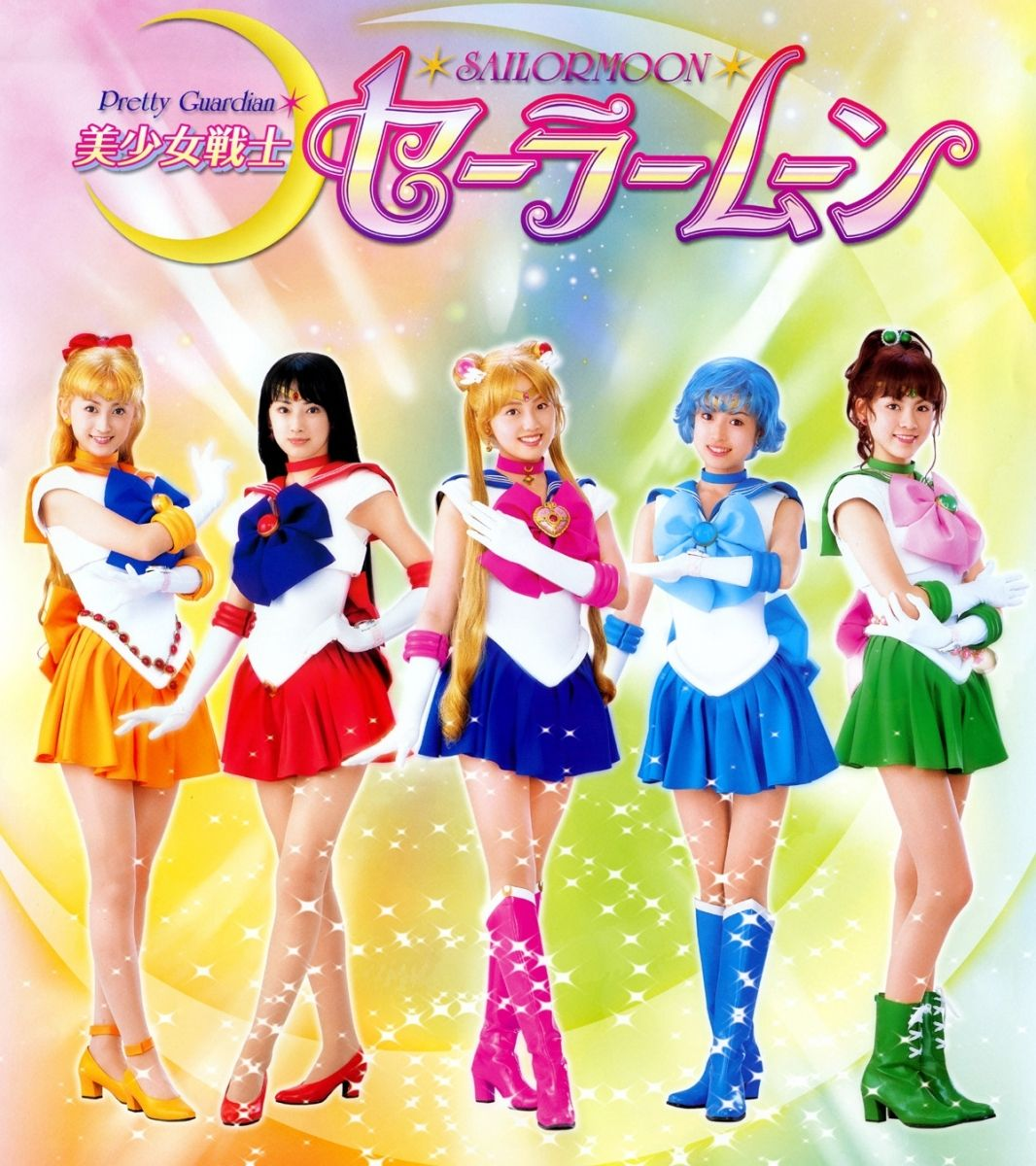'Pretty Guardian Sailormoon Live Action Series