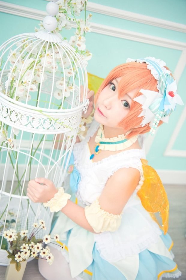 World Cosplayers: Yuimeow From Hong Kong | Rin Hoshizora from Love Live!