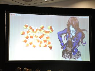 Shokugeki no Soma: Yuto Tsukuda Tests American Junk Food on the AX Stage