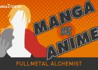 Differences between the first anime season and the manga of Fullmetal Alchemist