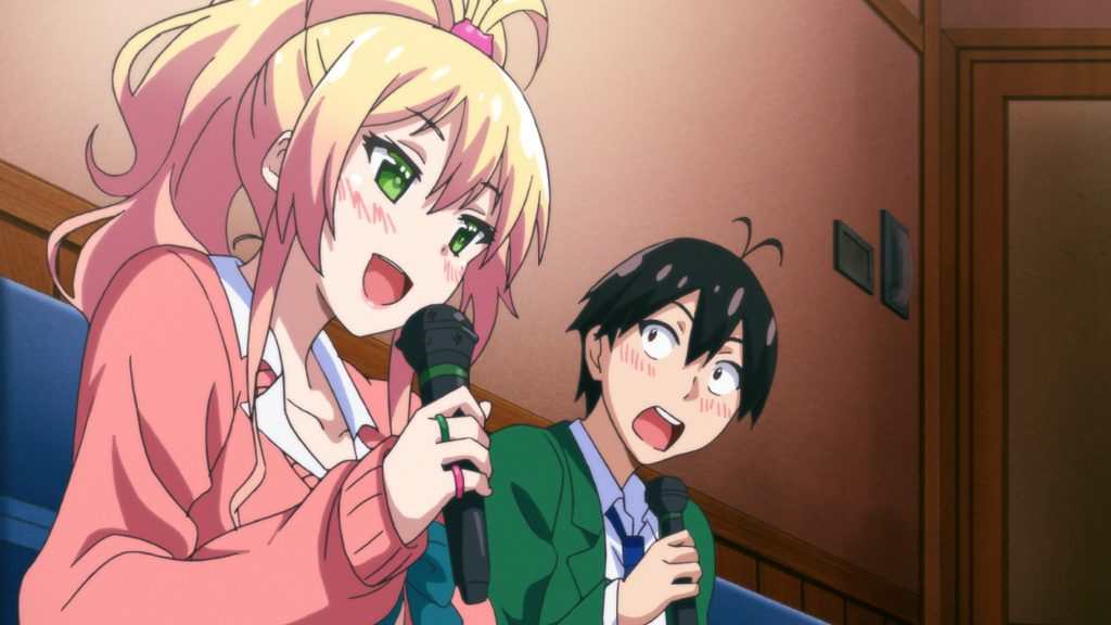 Hajimete no Gal Episode 2 Official Anime Screenshot
