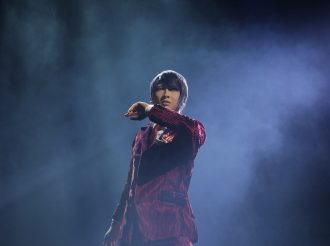 Photo from the Tokyo Ghoul Stage Play Dress Rehearsal and Press Conference