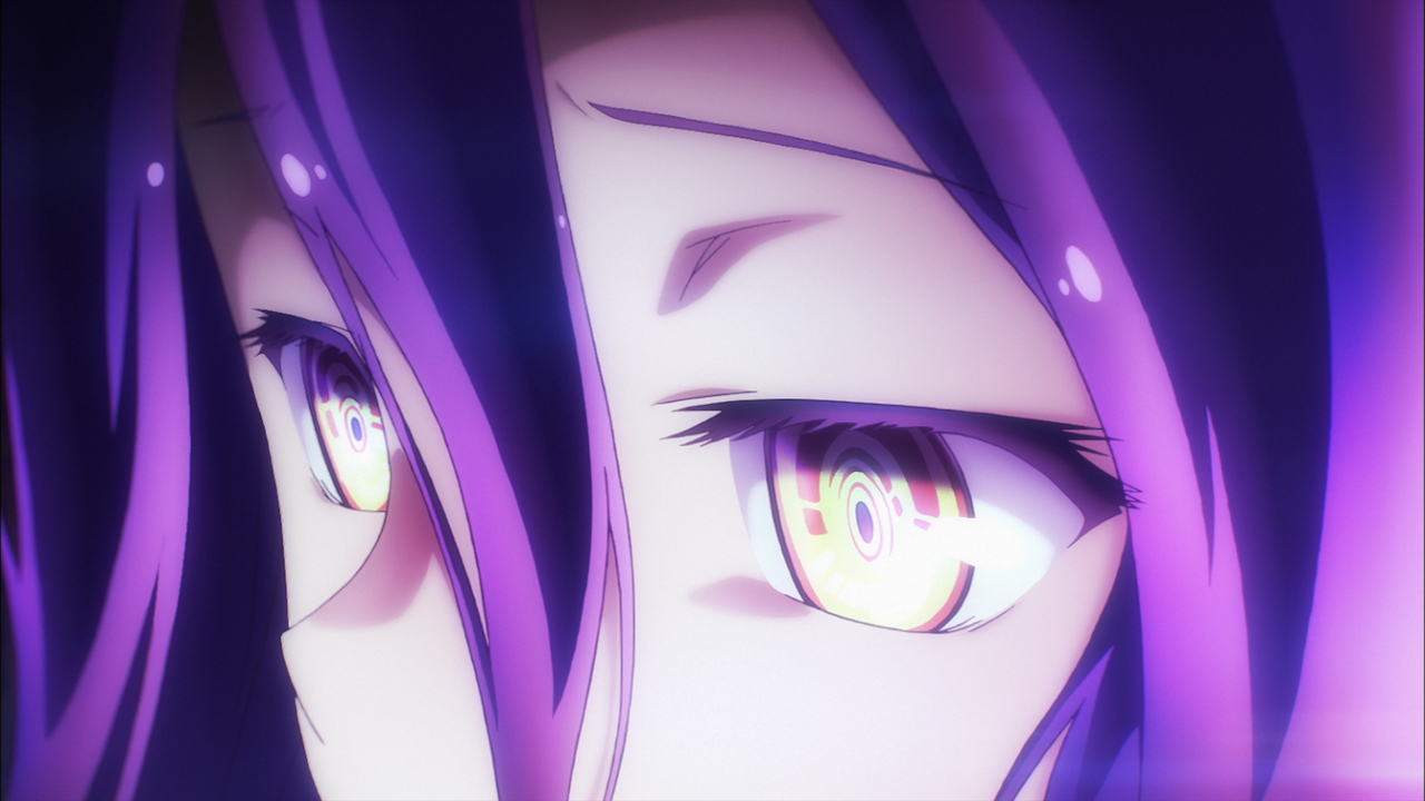 Anime movie No Game No Life Zero Third Trailer Still