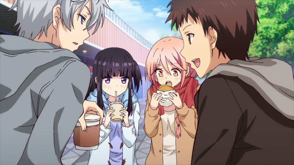 NTR: Netsuzou Trap Episode 2 Official Anime Screenshot