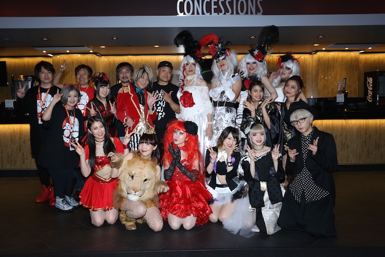 Photo of the artists that performed at Japan Super Live of Anisong World Matsuri (Anime Expo 2017)