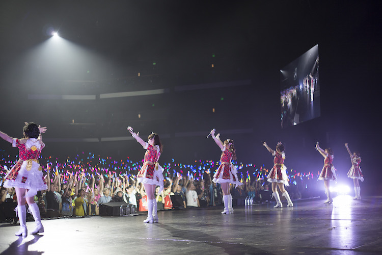 THE IDOLMSTER CINDERELLA GIRLS Perform At Japan Kawaii Live Of Anisong World Matsuri