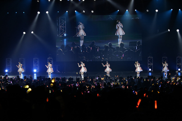 THE IDOLM@STER CINDERELLA GIRLS perform at Japan Kawaii Live of Anisong World Matsuri (Anime Expo 2017)