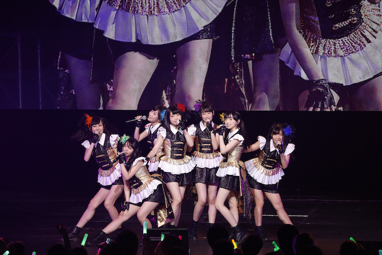 Wake Up, Girls! perform at Japan Kawaii Live of Anisong World Matsuri (Anime Expo 2017)