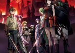 Akame ga KILL! anime official poster
