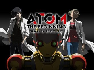 Atom the Beginning Episode 12 (Final) Review: Beginning