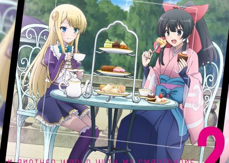 Cover Picture for Vol.2 of the Character CD for anime In Another World With My Smartphone