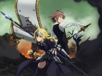 Fate/Apocrypha anime visual.