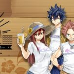 Logo of the summer Fairy Tail Cafe