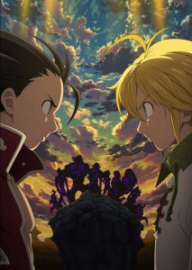 New Anime For Nakaba Suzukiu0027s Seven Deadly Sins In 2018