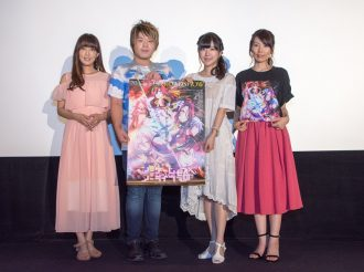No Game No Life Zero: Stage Greeting Event Report