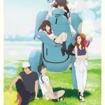 Ancien and the Magic Tablet anime movie visual