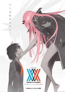Studio Trigger & A-1 Pictures Darling in the Frankxx Anime
